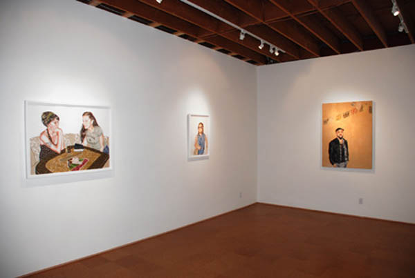 Shizu Saldamando - Steve Turner Contemporary Gallery