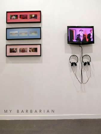 ARCO Madrid, Installation view, Steve Turner Contemporary, Booth LA 04, February 2010.