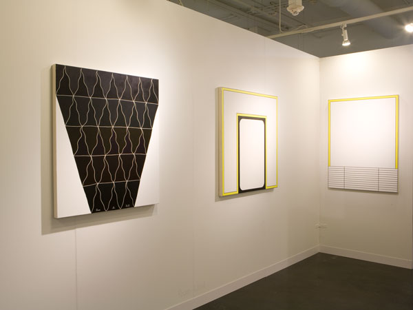 Art Platform 2011, Installation view, Steve Turner Contemporary, Booth 215, October 2011.
