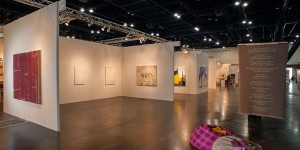 Texas Contemporary - Installation View, Steve Turner Contemporary, Booth 411, October 2012
