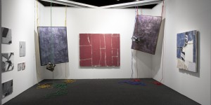 Art Los Angeles Contemporary - Installation view, Steve Turner Contemporary, Booth D3, January 2013