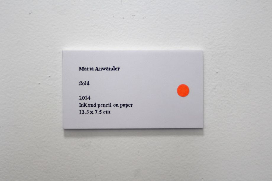 Maria Anwander, Steve Turner Contemporary