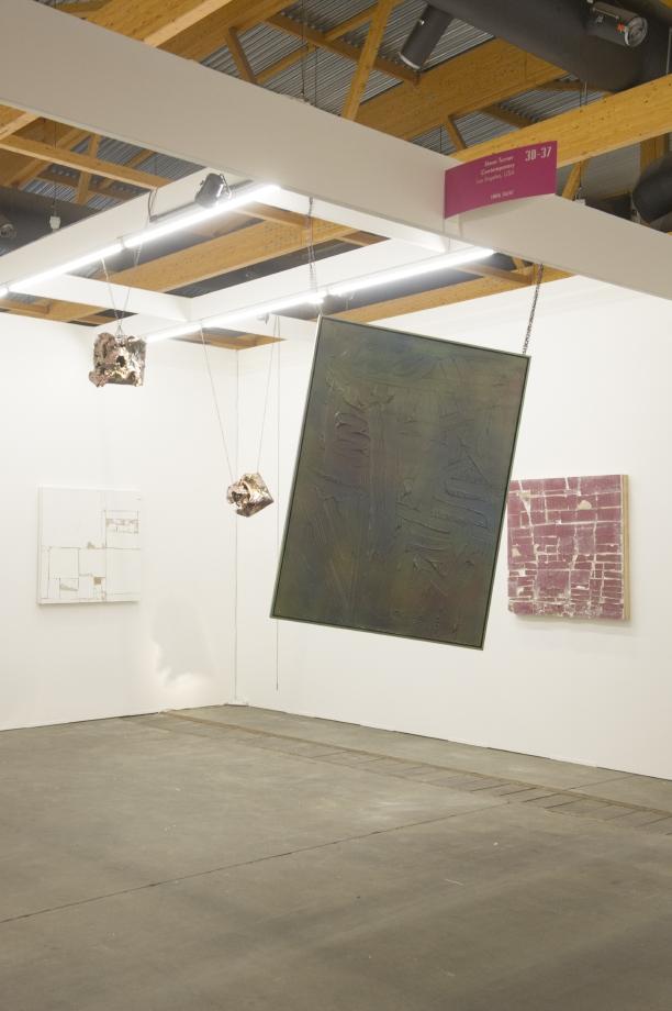 Steve Turner Contemporary - Art Brussels 2013 - Parker Ito - Pablo Rasgado - Rafaël Rozendaal
