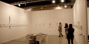 Art Basel Miami Beach, Installation view, Steve Turner Contemporary, Booth J-44, December 2009.