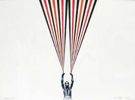 Rico Gatson - Steve Turner Contemporary Gallery