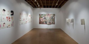 Camilo Restrepo, Steve Turner, This is a Wound, Not Just the Drawing of a Hole, Colombia contemporary art, Medellin, Los Angeles, Camilo Restrepo artist