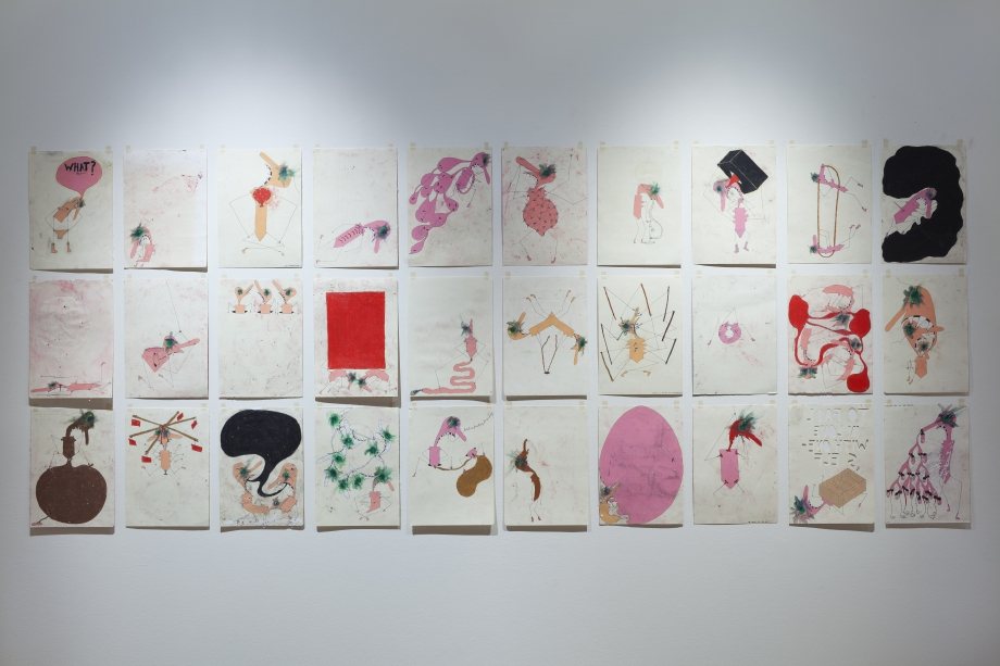 Camilo Restrepo, Steve Turner Contemporary, Bodies of Evidence