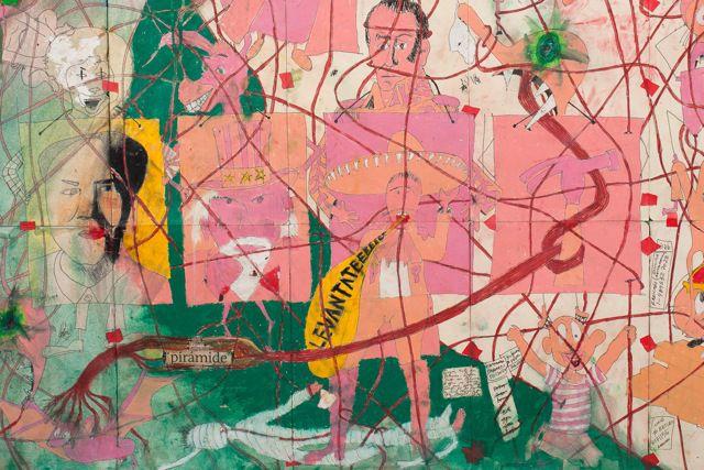 Camilo Restrepo, Steve Turner Contemporary