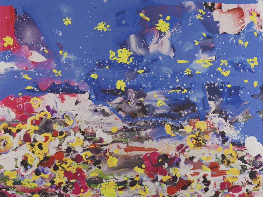 Rafael Rozendaal, Petra Cortright, Steve Turner, Steve Turner Contemporary, Unpainted, Munich, Digital art