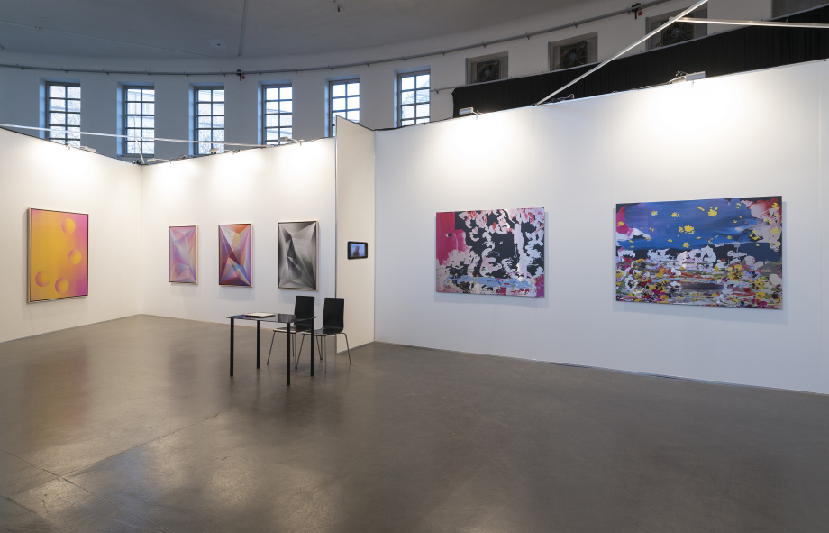 Rafael Rozendaal, Petra Cortright, Steve Turner, Steve Turner Contemporary, Unpainted, Munich, Digital art