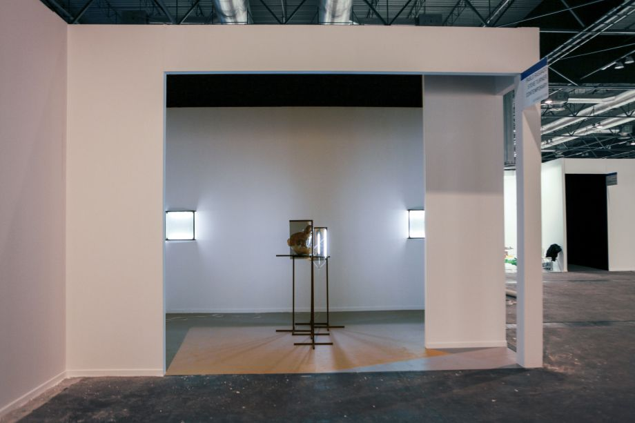 ARCO Madrid - Installation view, Steve Turner Contemporary, Booth 7SP03, February 2014