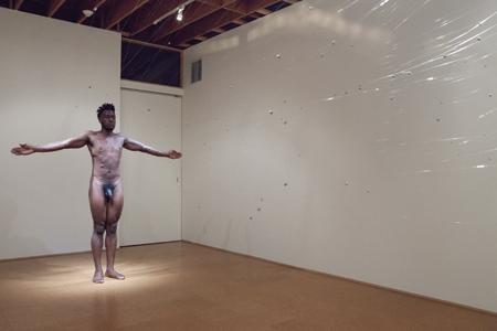 Carlos Martiel, Steve Turner, Plegaria Muda, Steve Turner Contemporary, Los Angeles