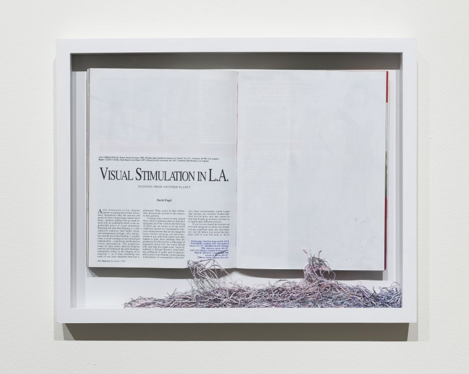 Maria Anwander, Out of Context, Steve Turner, Los Angeles
