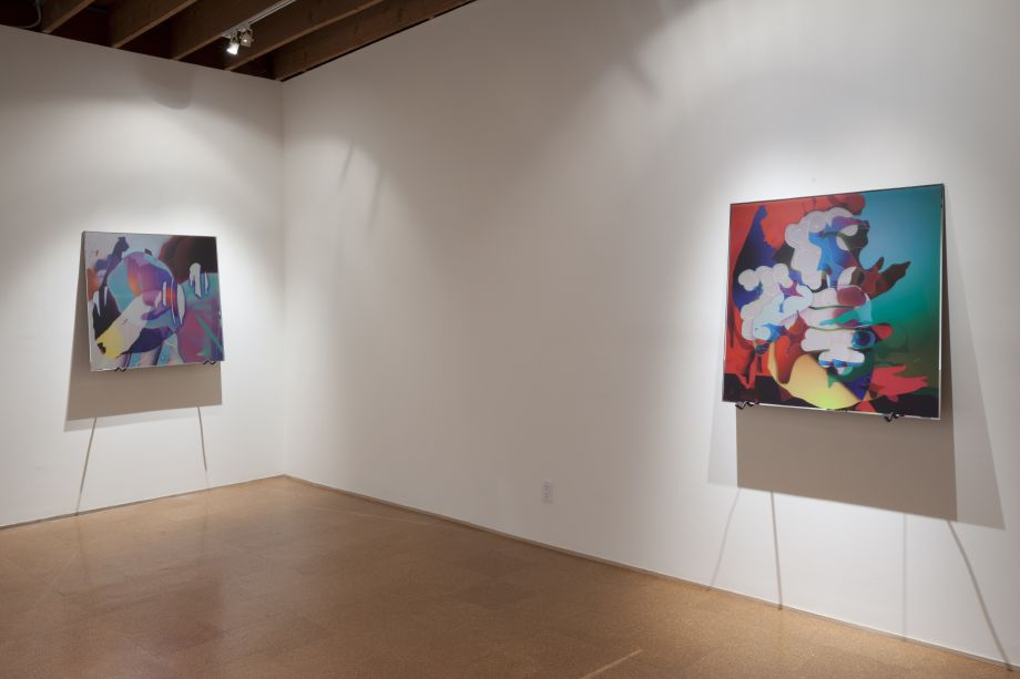 Artificial Pulse, Installation view, Steve Turner Contemporary, March 2014