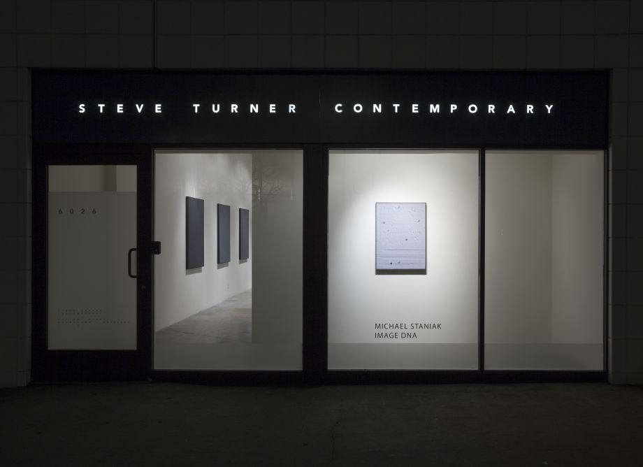 Michael Staniak, Steve Turner, Steve Turner Contemporary, Los Angeles, Image DNA