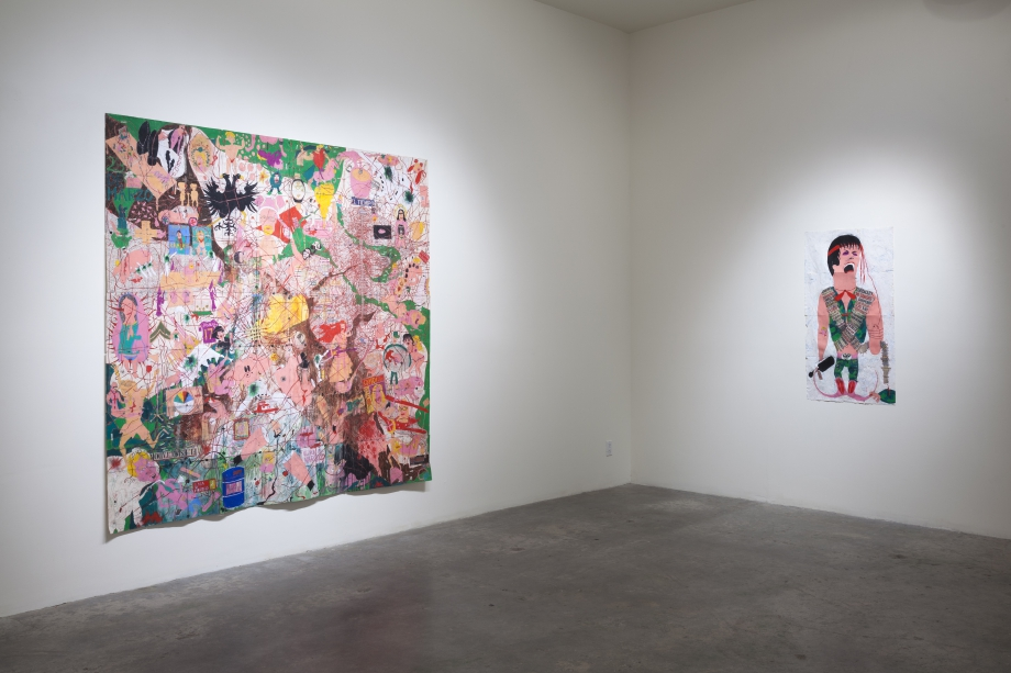 Camilo Restrepo, Steve Turner, Steve Turner Contemporary, Los Angeles