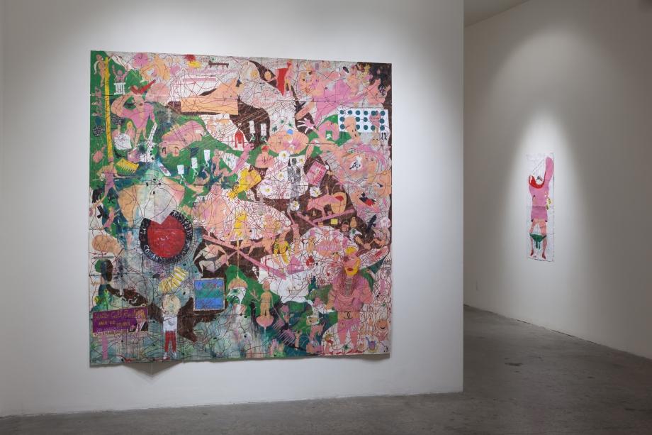 Camilo Restrepo, Steve Turner, Steve Turner Contemporary, Los Angeles
