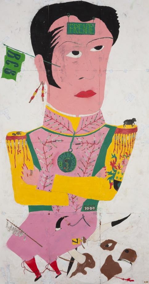 Camilo Restrepo, 'Julian Bolivar', Steve Turner
