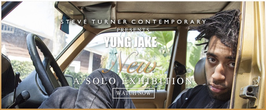 Yung Jake, New, Steve Turner Contemporary, 2014