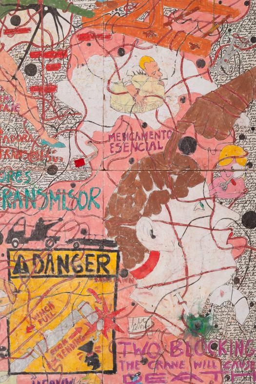 Camilo Restrepo, Steve Turner Contemporary, Los Angeles, Contemporary Art, Artbo