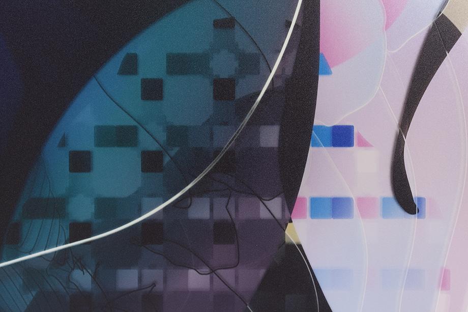 Steve Turner, Steve Turner LA, Steve Turner Contemporary, Untitled, Untitled Miami Beach, Yung Jake, Rafaël Rozendaal, Michael Staniak, Jonas Lund, Luis Hidalgo, digital painting, digital art