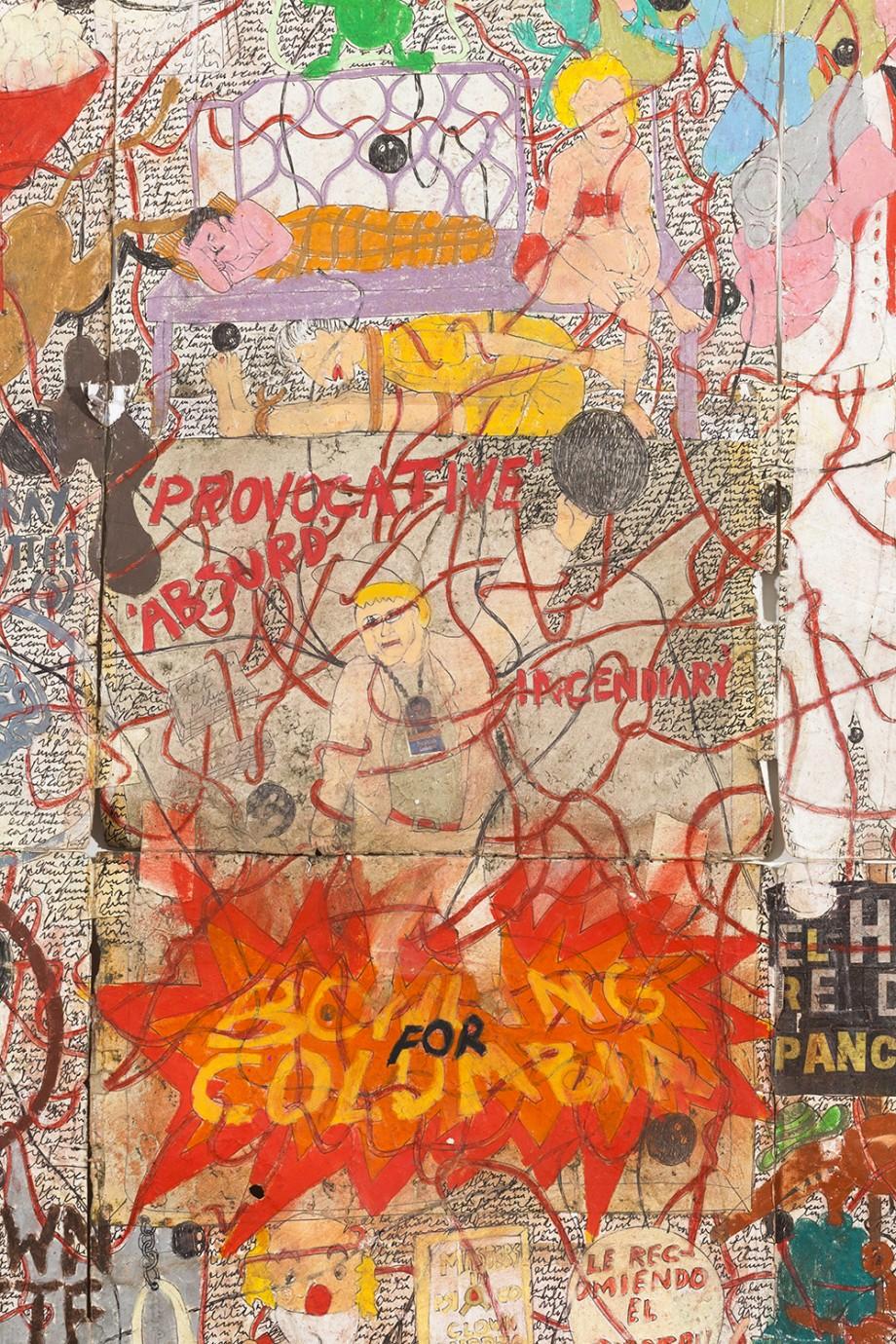 Camilo Restrepo, Steve Turner, Contemporary art, space program