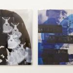 Hannah Perry, Art Brussels, Steve Turner, Los Angeles, Contemporary Art, silkscreen, contemporary painting, painting on mirror, Brussels, Brussels contemporary art, London contemporary art, Royal Academy, Art Brussels 2015, Young female artist