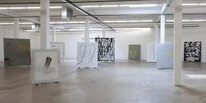 Ivan Comas, Steve Turner, Los Angeles, Buenos Aires, Open Studio