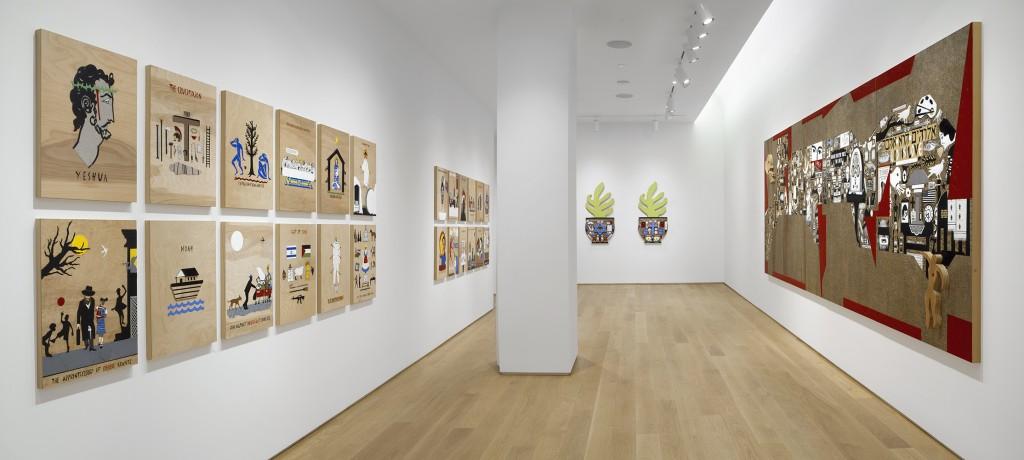 Deborah Grant  Installation Panoramic 1