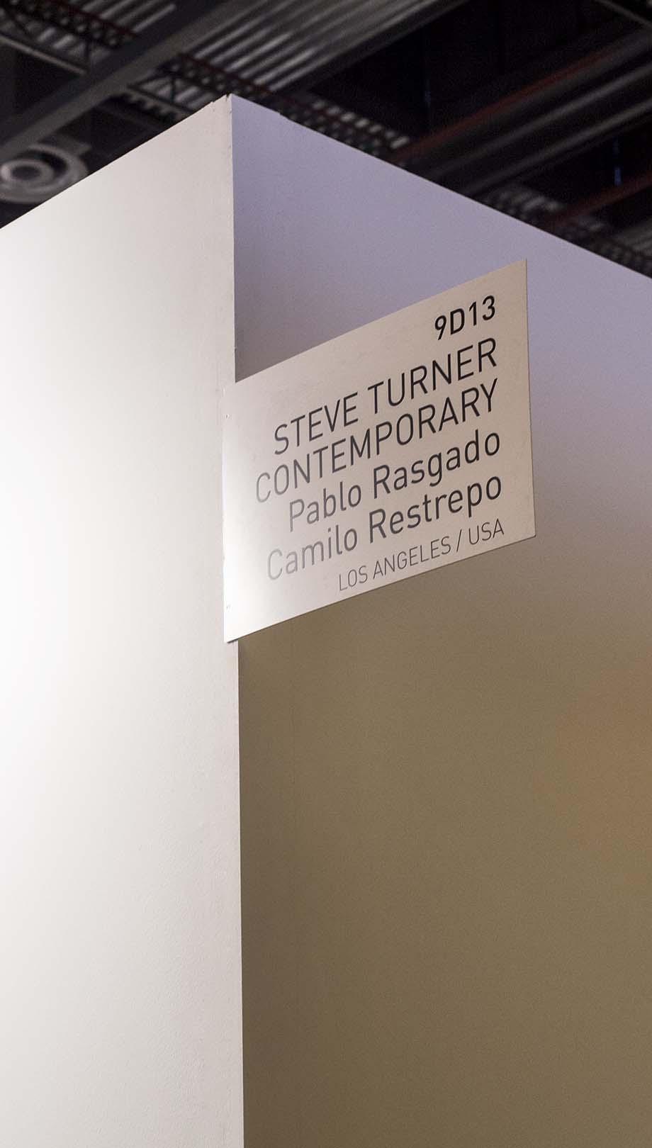 Camilo Restrepo, Pablo Rasgado, Arco, Arco Madrid, Steve Turner, Los Angeles, Colombia, Mexico City, contemporary art