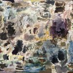 Joaquín Boz Untitled, 2020 Oil on panel 61 x 78 inches (155 x 198 cm)