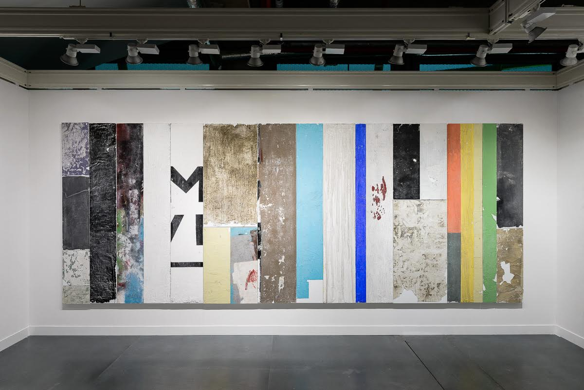 fiac officielle, fiac, officielle, paris, buenos aires, pablo rasgado, extraction, strapo, fresco, corner, painting, abstract, abstract painting, conceptual, conceptual art, mural, los angeles, steve turner, steve turner la, steve turner contemporary, monochrome, polychrome