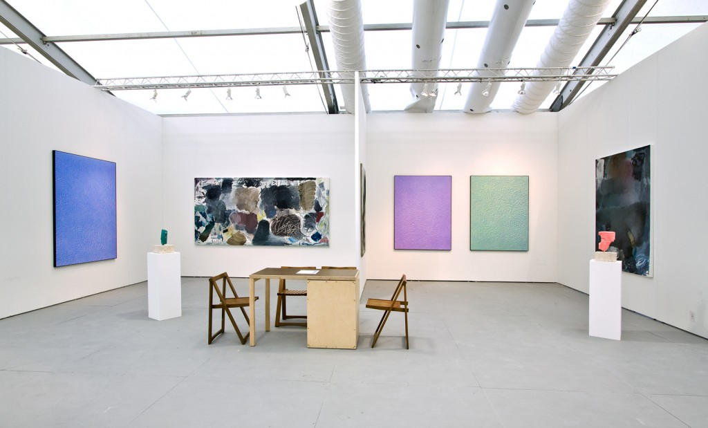 Michael Staniak, Joaquin Boz, Ivan Comas, Untitled, Melbourne, Miami Beach, Buenos Aires, Steve Turner, Los Angeles, Contemporary art, abstract painting