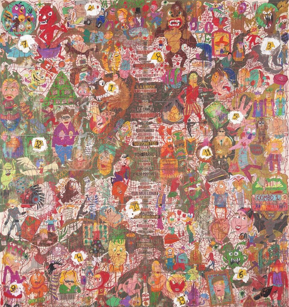 camilo restrepo, steve turner, steve turner la, steve turner los angeles, steve turner contemporary, colombia, colombian artist, medellin, art brussels, 2016, calarts, los angeles, belgium, abstract, figurative, work on paper