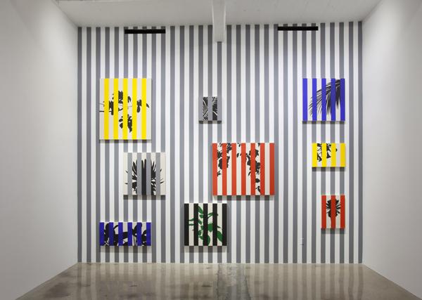 Otto Berchem, Colombia, Tropical Buren, Frieze NY, Frieze, Los Angeles, Buren, Daniel Buren