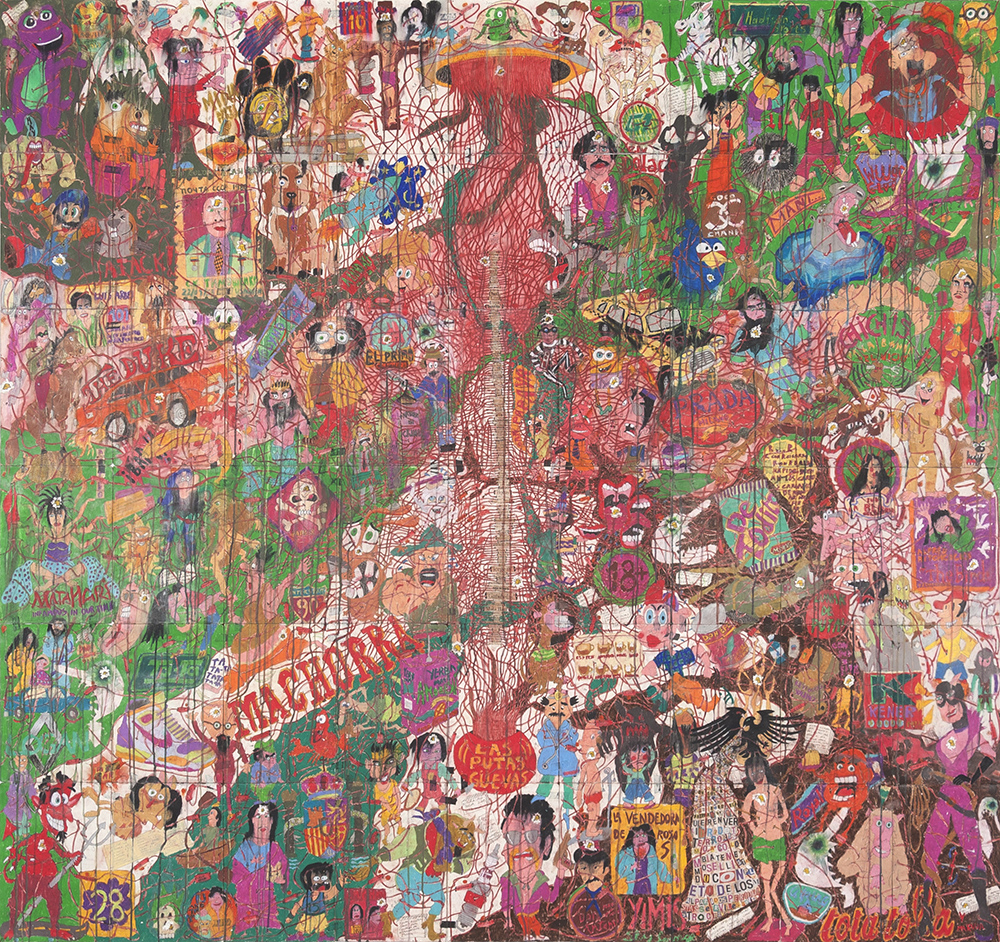Camilo Restrepo, Camilo Restrepo artist, Medellín, Colombia, A Land Reform, Colombian artist, Steve Turner, Los Angeles, Steve Turner los angeles, Code Copenhagen, Code Art Fair, copenhagen