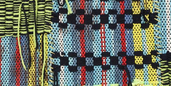 Diedrick Brackens, Steve Turner, Los Angeles, textile, textile art, weaving, CCA, CSULB, warp & weft, deedsweaves