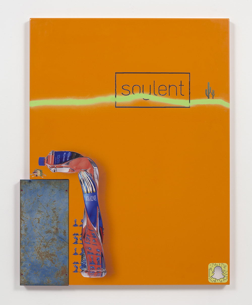 Yung Jake, soylent, Steve Turner, Los Angeles, Untitled art fair, Untitled Miami Beach, Net art, post-internet art, Internet art, emoji art, snapchat