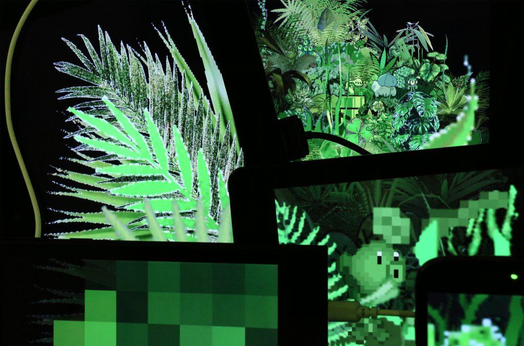 Émilie Brout, Maxime Marion, Emilie Brout, Emilie Brout and Maxime Marion, Emilie Brout et Maxime Marion, Steve Turner, Los Angeles, Untitled, Miami, Paris, broken screens, oasis max life
