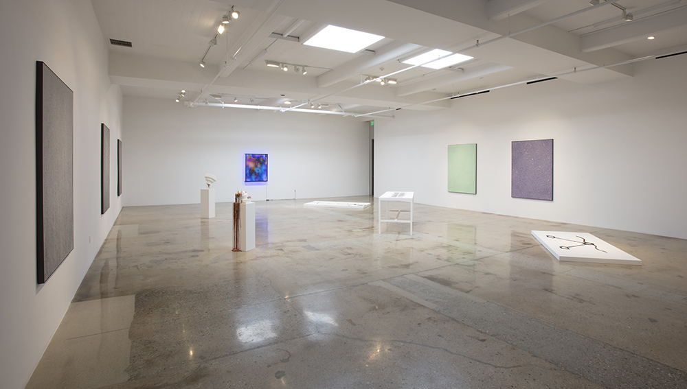 <em>Extracting/Abstracting</em>. Installation view, Steve Turner, 2017
