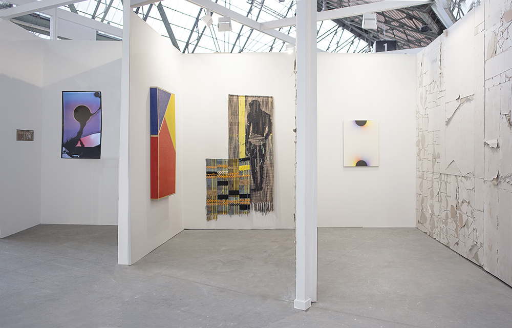 Art Brussels. Installation view, April 2017