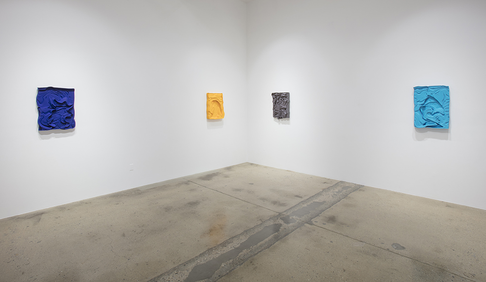 <em>From Memory</em>. Installation view, Steve Turner, 2017