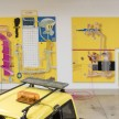 <em>Caution: Wet Floor</em>. Installation view, Steve Turner, 2017 thumbnail