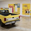 <em>Caution: Wet Floor</em>. Installation view, Steve Turner, 2017 thumbnail