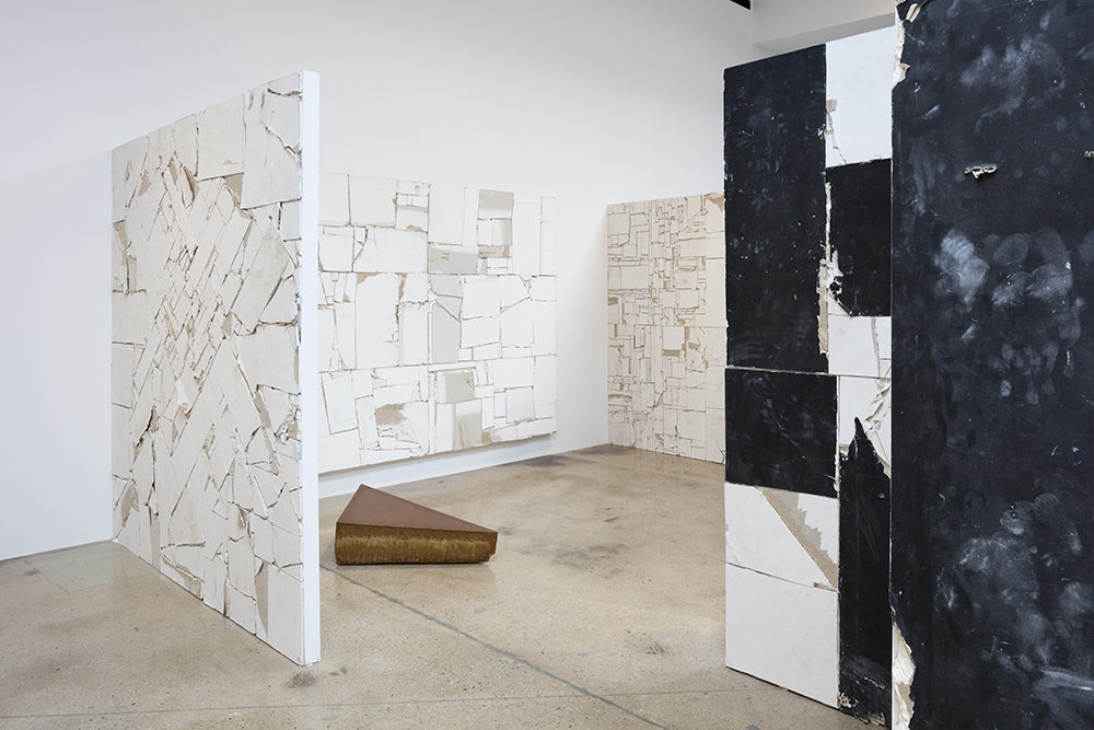 <em>Pablo Rasgado: This Too Shall Pass</em>. Installation view, Steve Turner, 2017