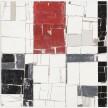 Pablo Rasgado. <em>Arquitectura Desdoblada</em>,  2011, 2012, 2015. Drywall and acrylic, 78 1/2 x 78 1/2 inches (199.4 x 199.4 cm) thumbnail
