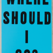 Allen Ruppersberg. <em>Poster Object (Why Is Everything The Same?)</em>, 1988. Silkscreen on aluminum, 22 x 14 inches (55.9 x 35.6 cm) thumbnail