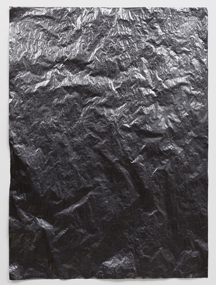 Joaquín Boz. <em>Chapa #9</em>, 2015. Graphite on paper, 49 1/2 x 36 inches  (125.7 x 91.4 cm)