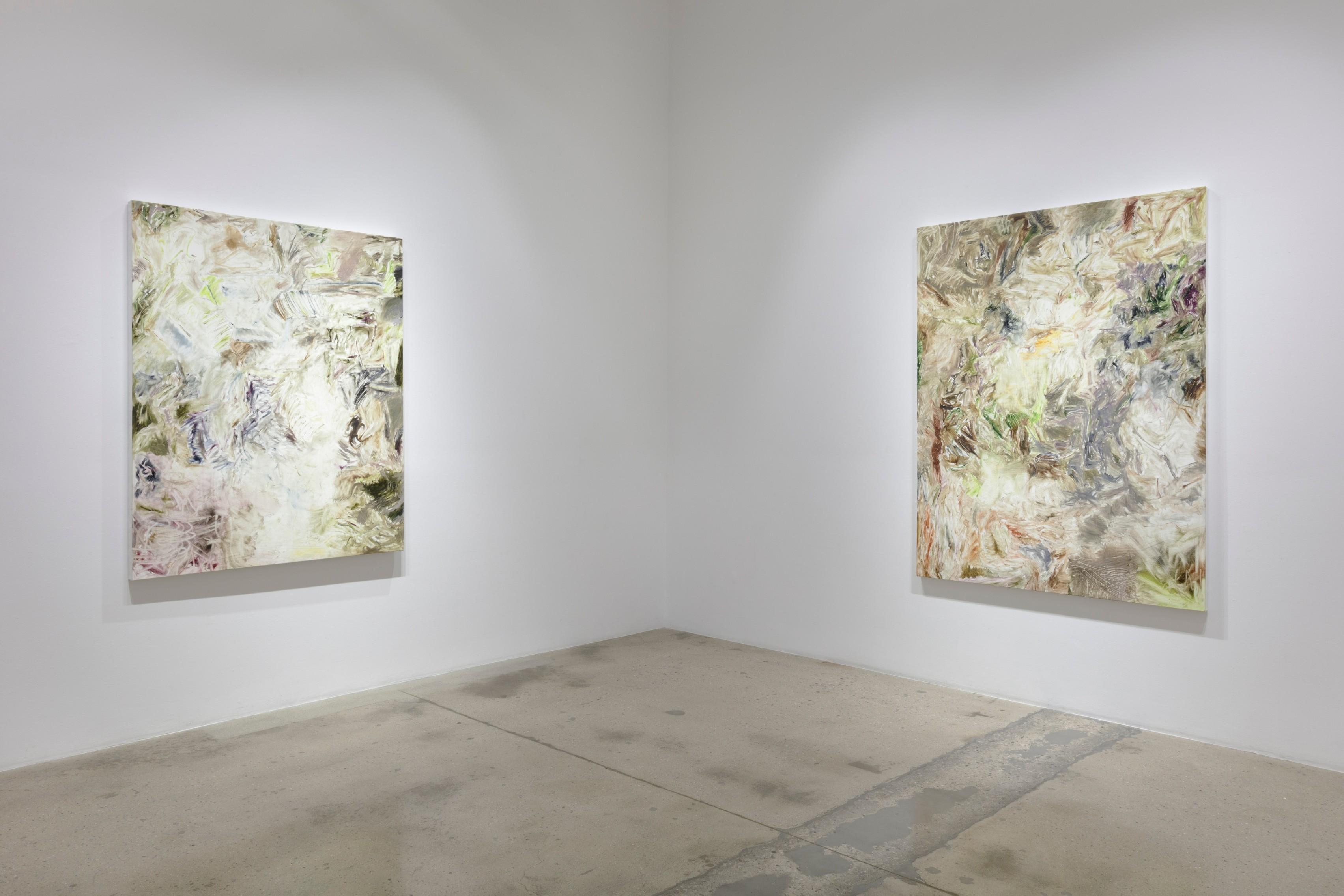 <em>Bruselas y Nueva York</em>. Installation view, Steve Turner, 2018