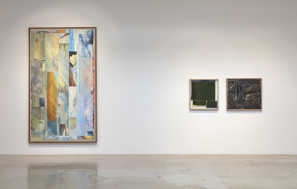 <em> The Working Sky</em>. Installation view, Steve Turner, 2019
